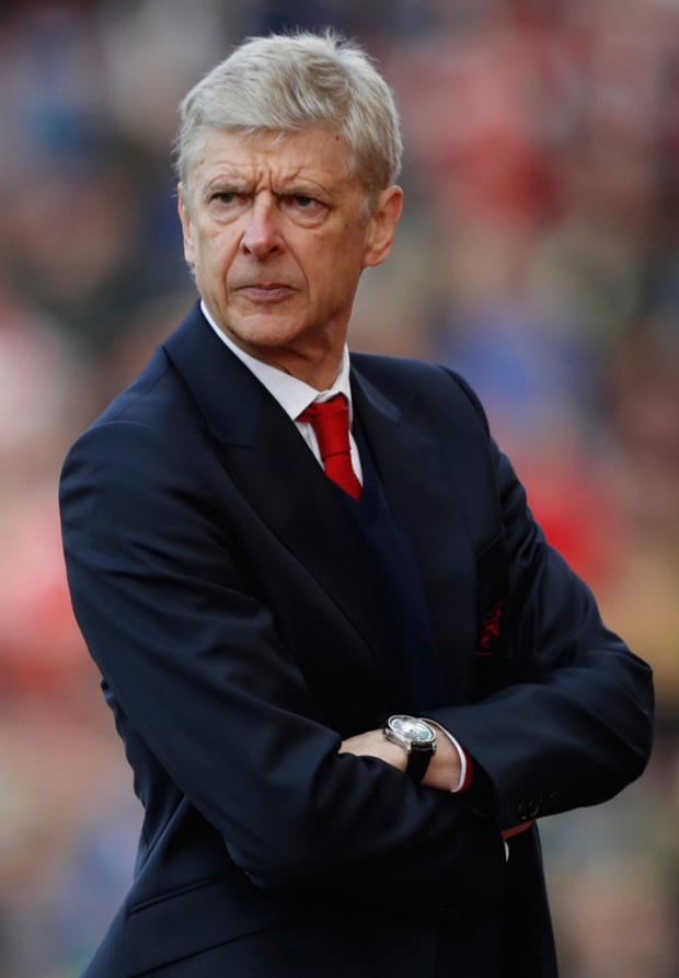 Arsenal boss Arsene Wenger. Photo: Reuters