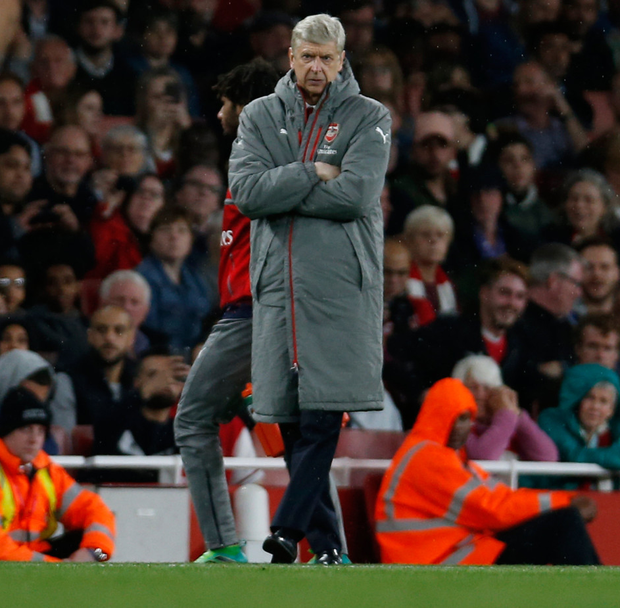 Arsene Wenger. Photo: Paul Childs/Reuters