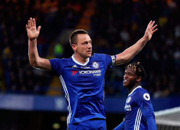 Clement wants Terry at Swansea