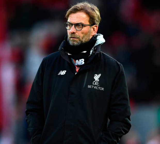 Liverpool manager Jurgen Klopp is on the cusp of qualification for the Champions League
