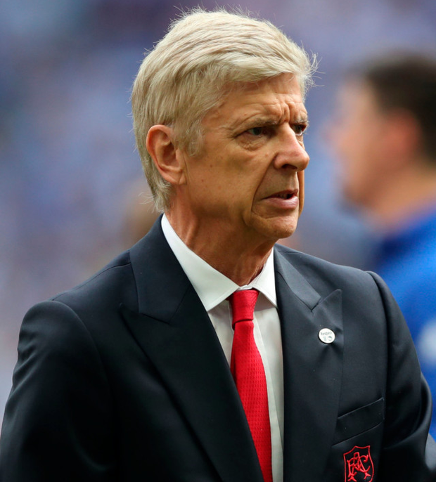Wenger must deliver Premier League title, says Arsenal legend Henry