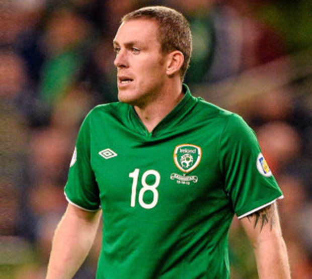 Richard Dunne in 2013. Photo: Sportsfile