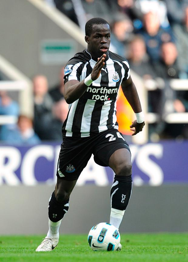 The late Cheick Tiote. Photo: PA