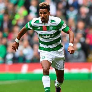 Celtic's Scott Sinclair. Photo: PA