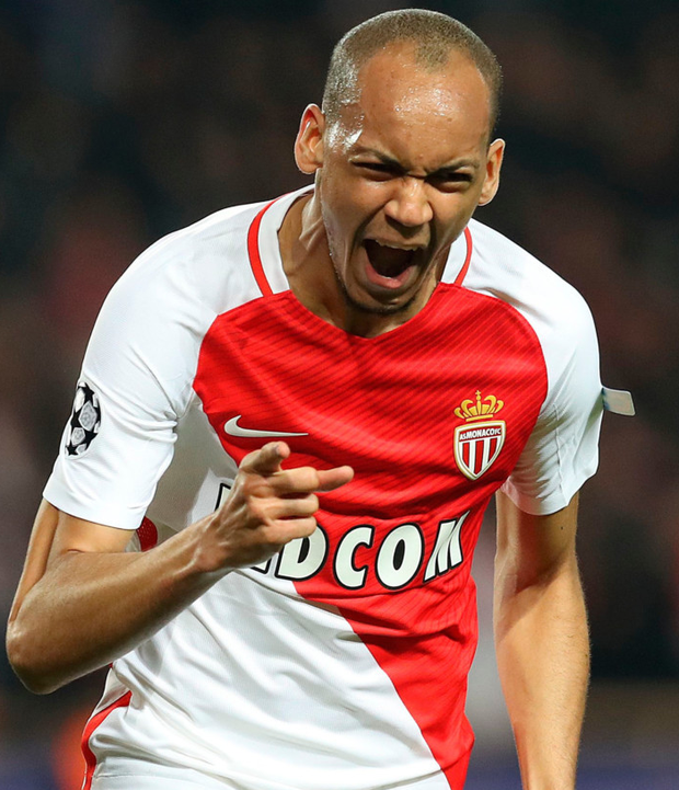 PSG Join Manchester United in Race to Sign Monaco's Versatile Star Fabinho