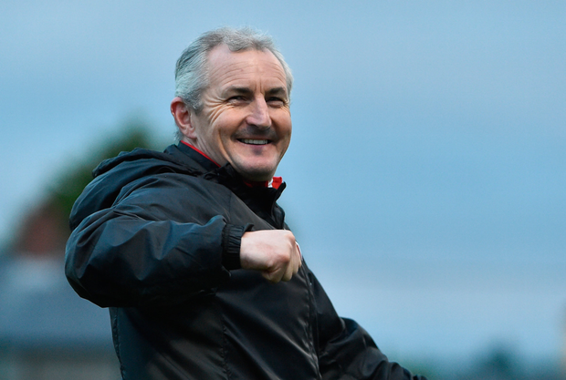 Caulfield says he has done his homework. Pic: Sportsfile