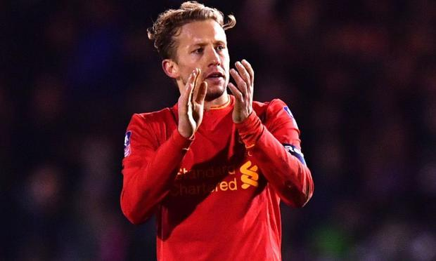 Lucas Leiva is bound for Lazio.