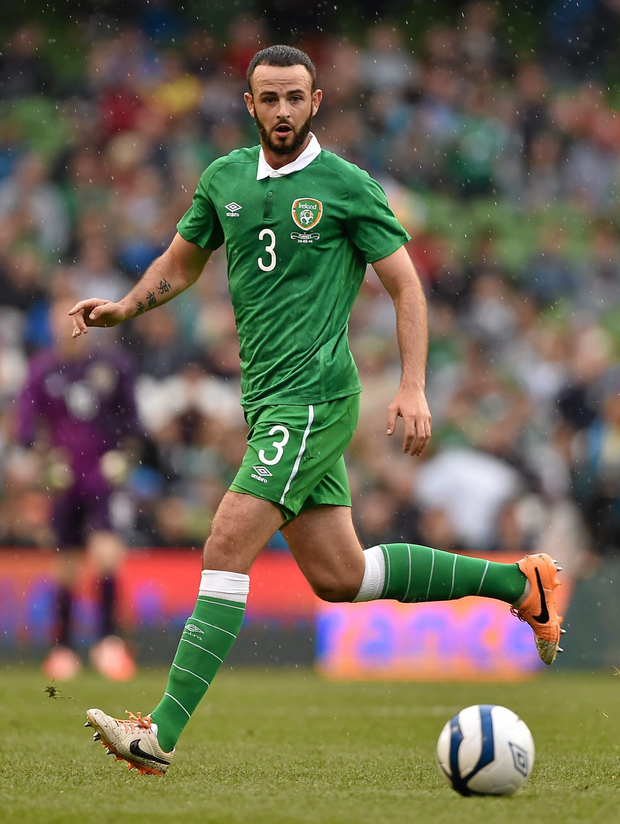 Marc Wilson. Pic: Sportsfile