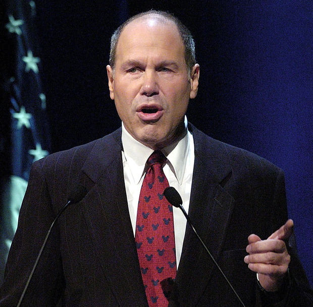 Former Disney chief executive Michael Eisner