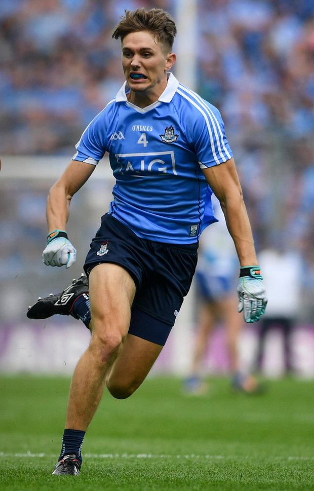 Dublin defender Michael Fitzsimons is well aware of the threat Tyrone face in the All-Ireland SFC semi-final