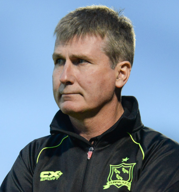 Stephen Kenny has signed a new deal with Dundalk which will run up to 2020
