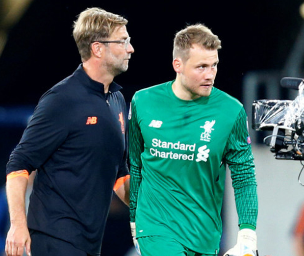 Klopp and Mignolet