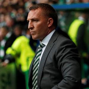 Brendan Rodgers. Photo: Reuters