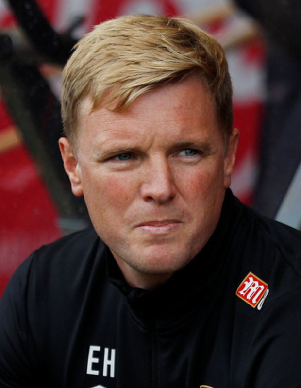 Eddie Howe. Photo: Reuters