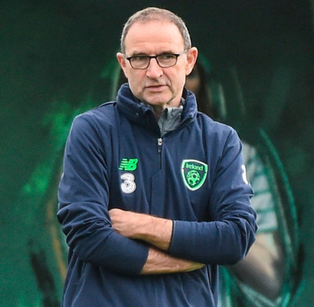 Ireland manager Martin O'Neill will demand a solid performance from his centre-back pairing of Ciaran Clark and Shane Duffy tomorrow evening