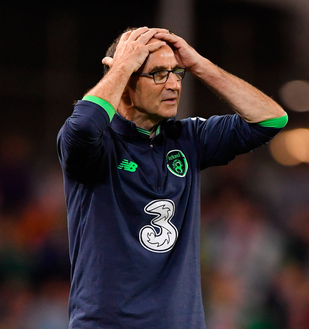 Former Ireland captain Kenny Cunningham has backed Martin O'Neill (pictured) to stay on as Ireland manager after the World Cup qualifying campaign