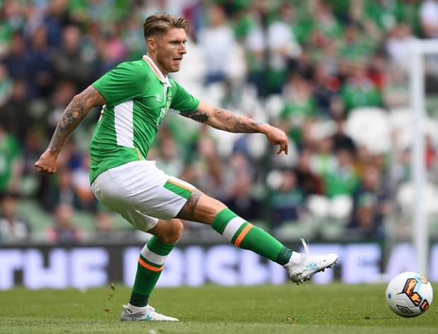 Jeff Hendrick is fit again and should be available for Ireland's final two World Cup qualifiers against Moldova and Wales next month.