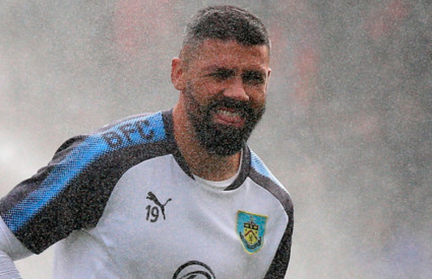 Jonathan Walters (pictured) is a big injury worry for Martin O'Neill