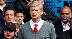 Arsene Wenger. Photo: PA