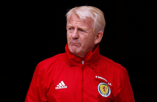 Scotland manager Gordon Strachan. Photo: REUTERS