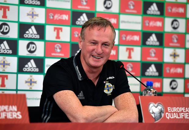 Michael O'Neill. Photo: Charles McQuillan/Getty Images