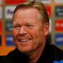 Toffees boss Ronald Koeman.