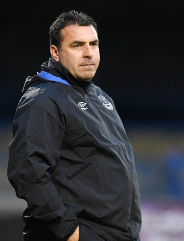 Everton caretaker boss David Unsworth aims to send a message to his employers in tonight's League Cup clash with Chelsea at Stamford Bridge