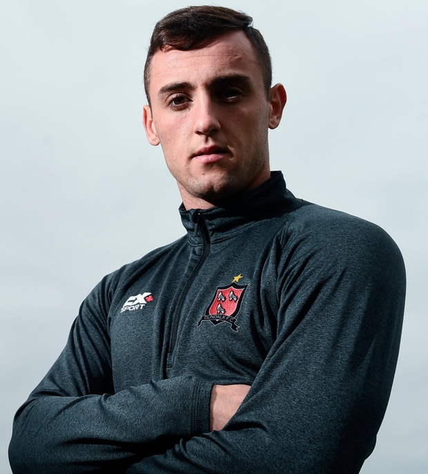 Dundalk striker Dylan Connolly is hoping to claim his first winner's medal in senior football in Sunday's FAI Cup final