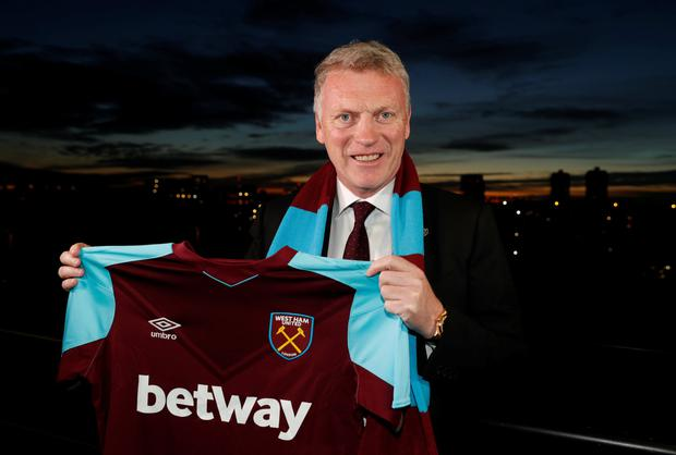 David Moyes Pic: Reuters