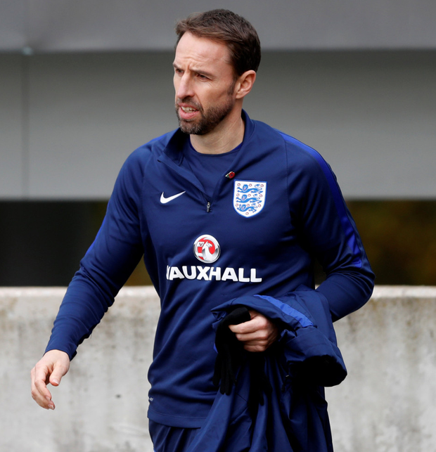 England manager Gareth Southgate will pit his wits against Brazil at Wembley tomorrow night
