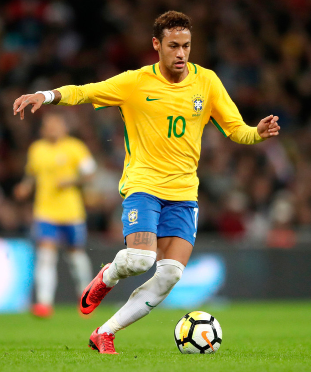 Unai Emery quashes talk of world-record signing Neymar leaving PSG