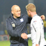 Preston manager congratulates Daryl Horgan