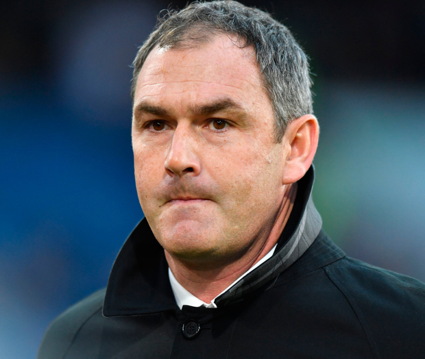 Former Swansea boss Paul Clement