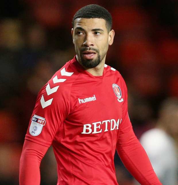 Charlton Athletic's Leon Best