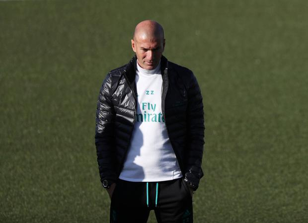 Ronaldo '100% fit' for El Clasico - Zidane