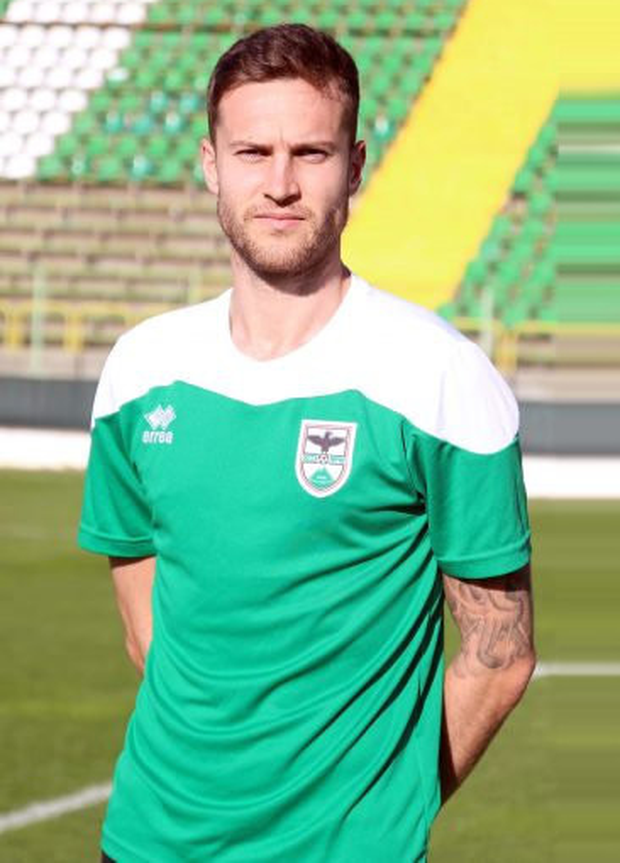 Conor Henderson is enjoying life with top flight Bulgarian side OFC Pirin Blagoevgrad.