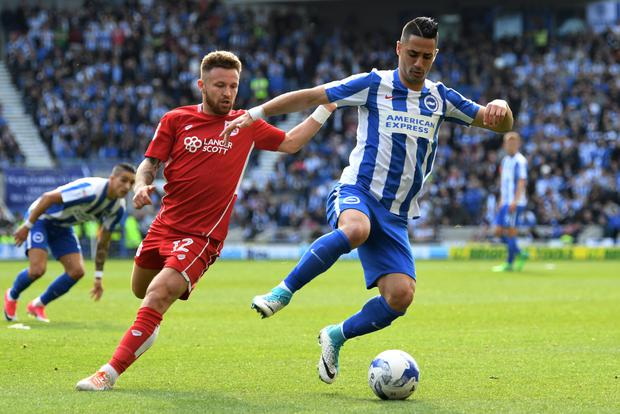 Brighton's Beram Kayal