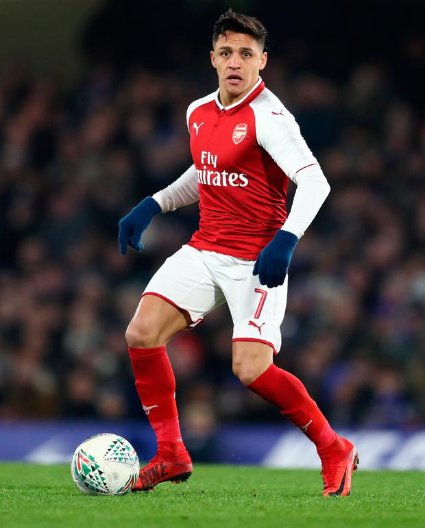 Man City prepared to walk away from Alexis Sanchez deal