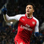 Alexis Sanchez is on the verge of completing his mover to Manchester United