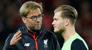 Liverpool boss Jurgen Klopp has backed Loris Karius but expects him to deliver
