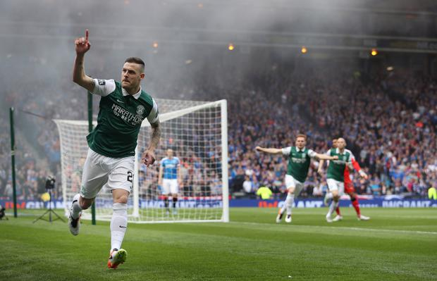 Anthony Stokes could be on his way to Poland. Photo: Getty Images