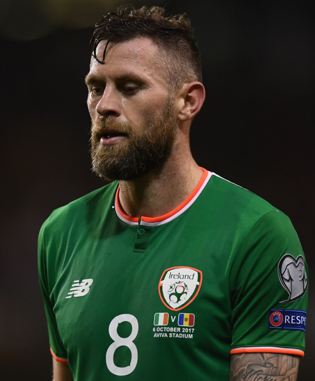 Daryl Murphy has retired from international football, but insists new faces can help Ireland qualify for Euro 2020