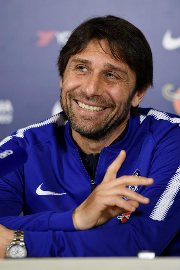 Antonio Conte Photo: Reuters