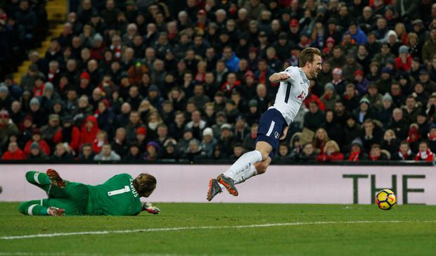 Tottenham Hotspur striker Harry Kane drew fierce criticism for going down to win a penalty after a challenge from Liverpool's Lorus Karius last Sunday