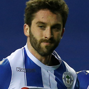 Wigan hero: Will Grigg