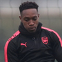 Backing: Danny Welbeck