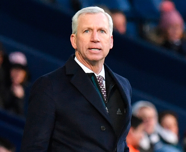 BOOED OFF: Alan Pardew