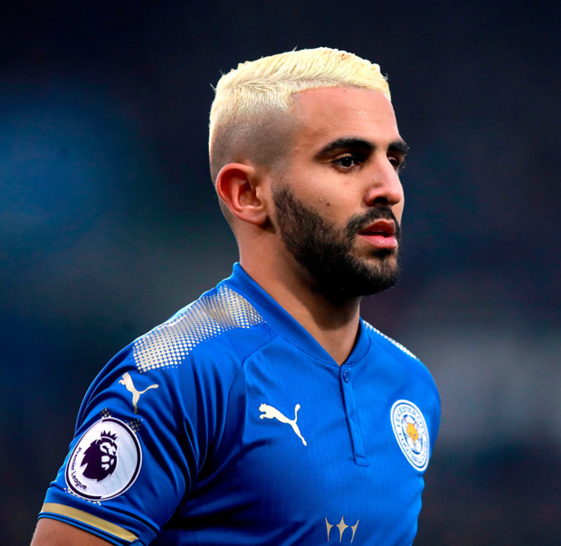 Mahrez regrets behaviour after failed Manchester City move