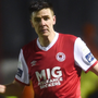 On a mission: St Patrick's Athletic midfielder Owen Garvan wants the Saints to push on and challenge for a European spot