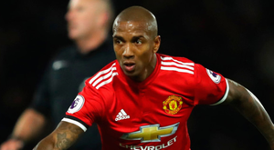 Ashley Young. Photo: Getty